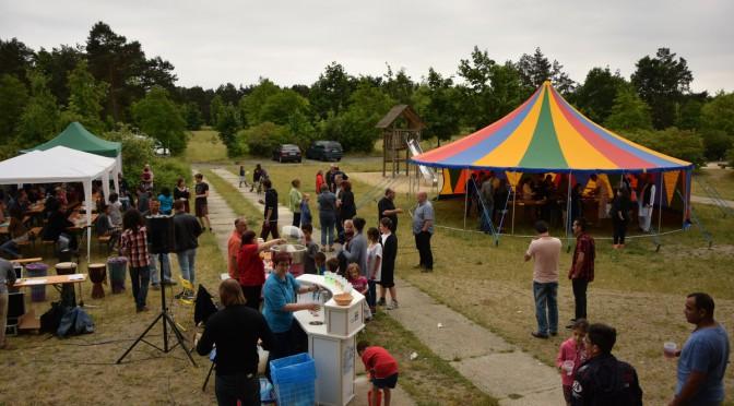 Interkulturelles Sommerfest in Schmellwitz