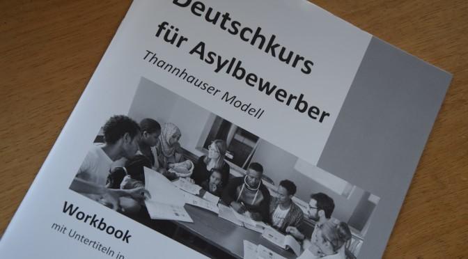 Erste Deutschkurse sind gestartet!